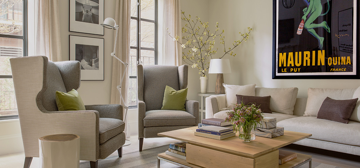 residential interior designed by Koo de Kir